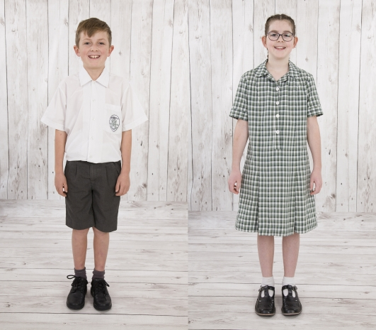 MI primary school uniform