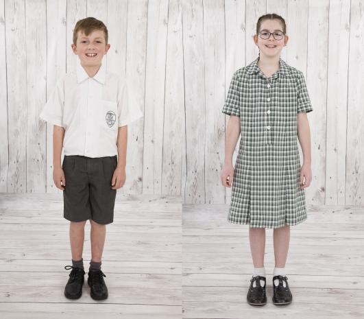 MI primary school uniform